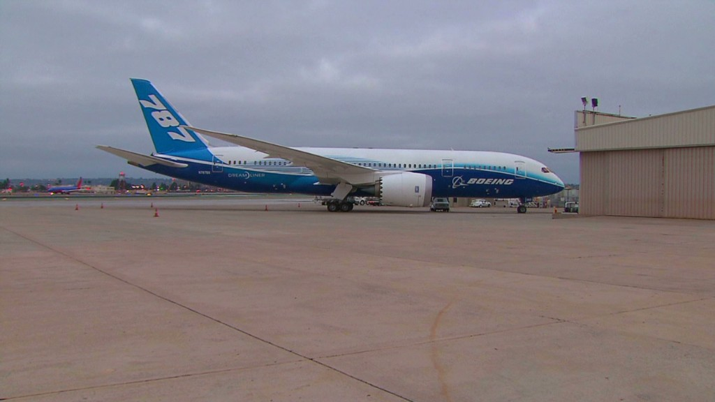 Boeing's Dreamliner returns to the skies