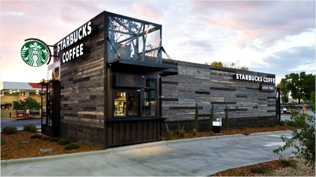 COF20 starbucks shipping container store
