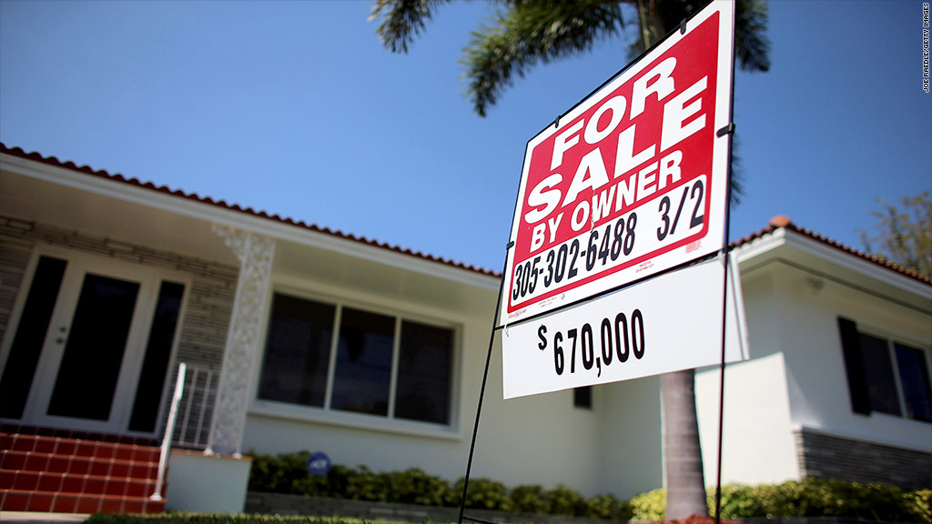 rising home prices