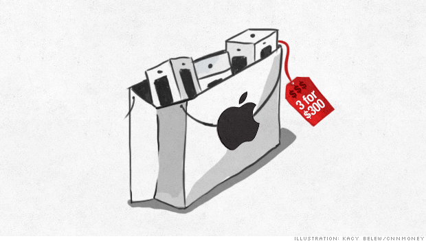 apple rumors cheaper iphones
