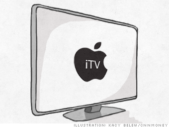 apple rumors itv