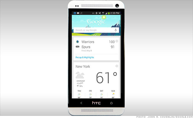 android os google now