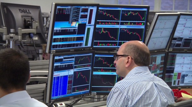 Day traders salivate over market highs