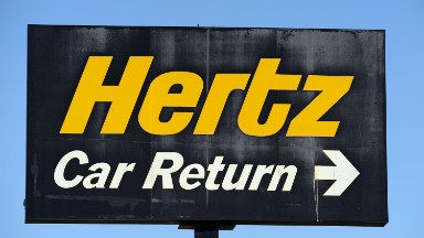 Hertz falls off a cliff after cutting its forecast