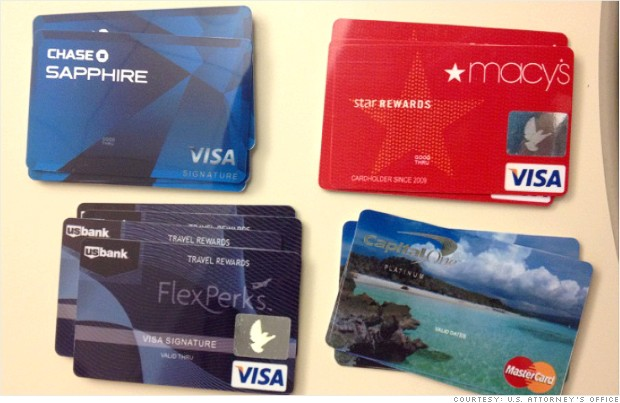 cyber bank heist credit cards