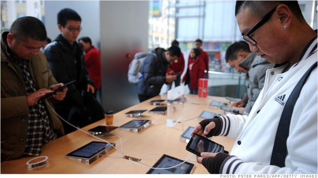 How devoted are Apple users?