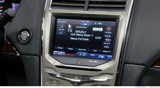 auto assists sirius xm radio