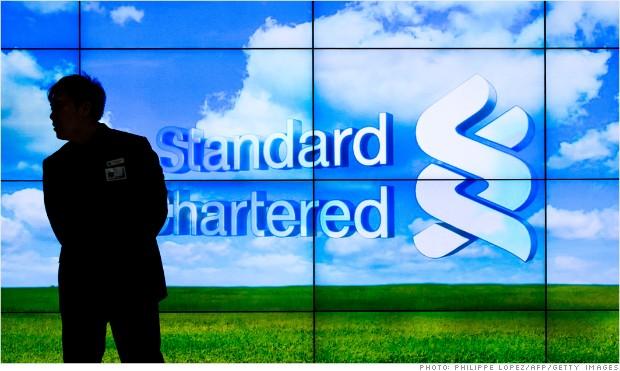 standard chartered carson block