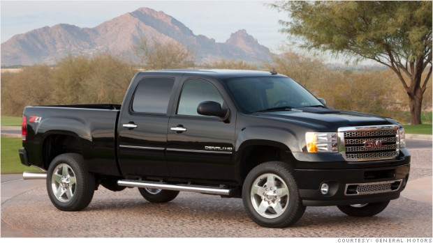 Used 2014 Gmc Sierra 2500hd Pricing Features Edmunds