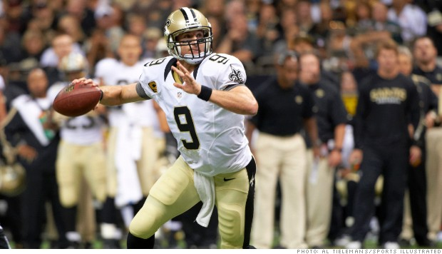 fortunate 50 drew brees