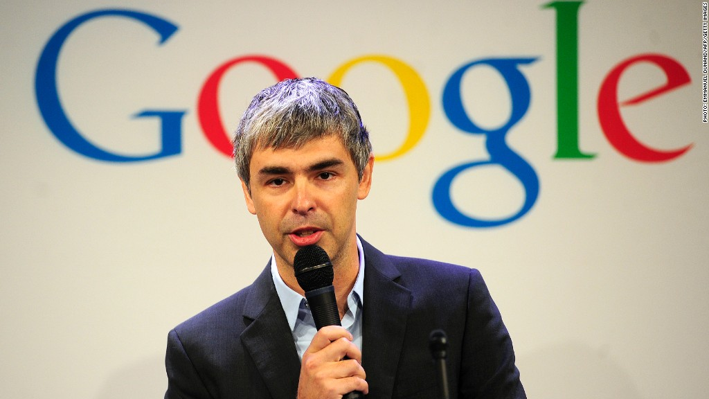 larry page vocal cord paralysis