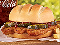 Burger King's answer to the McRib