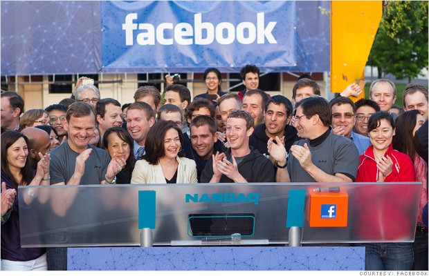 Facebook Stock Winners