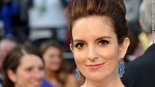 Tina Fey slams Trump after Charlottesville violence