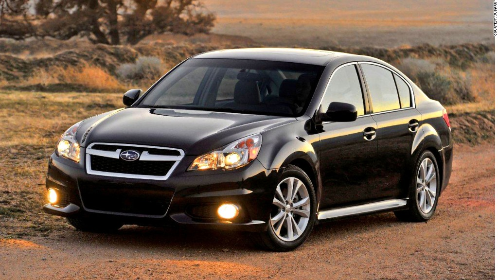 subaru cars recalled for loss of steering. Black Bedroom Furniture Sets. Home Design Ideas
