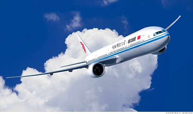 boeing 777 air china