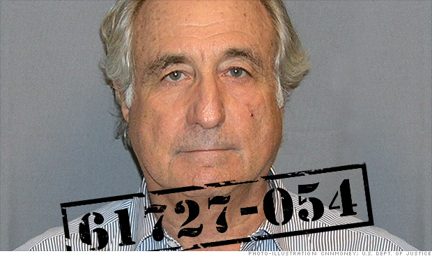 Bernie Madoff can't sleep
