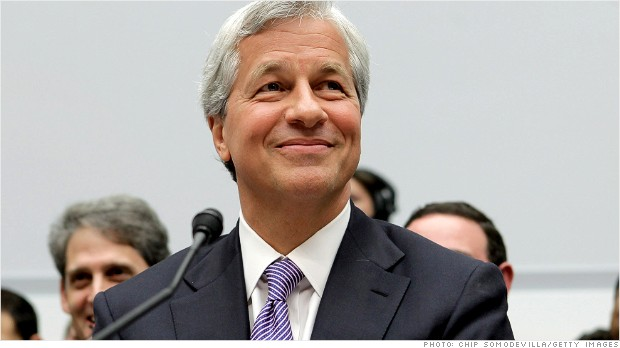 11 top-paid bank CEOs