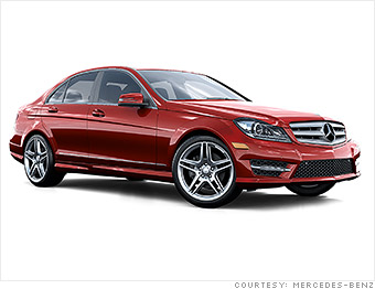 best deals cars mercedes c class