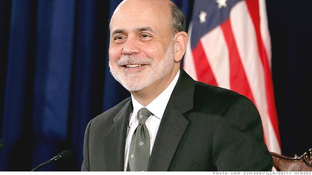 Bernanke's advice for college grads
