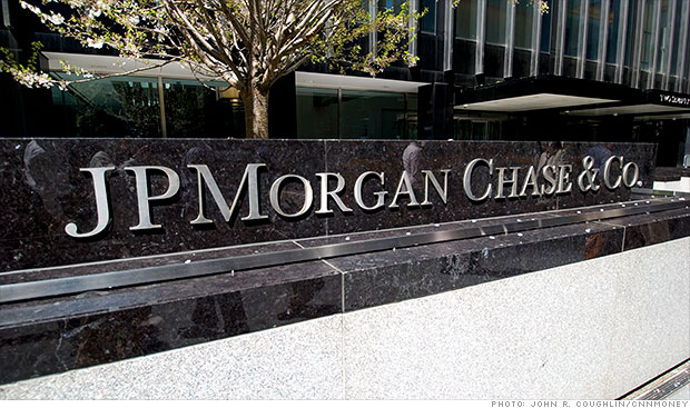 JPMorgan paying $5.1 billion to Fannie, Freddie over mortgages - Oct. 25, 2013
