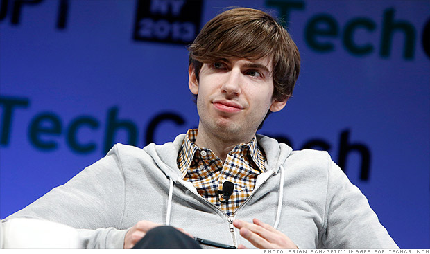 Meet David Karp: Tech's newest superstar