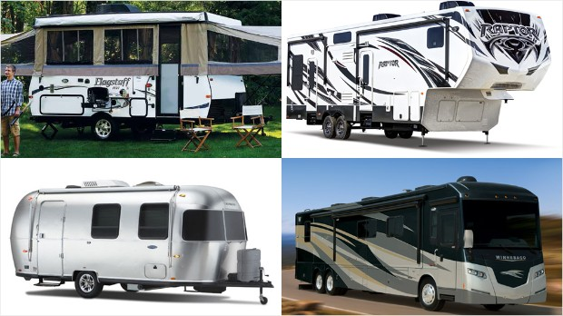 8 ways to hit the road in an RV