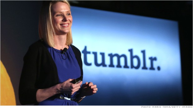 marissa mayer tumblr flickr