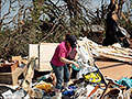 Tornado victims face long haul with insurers