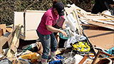 Tornado victims face long haul 