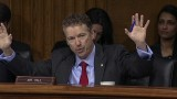 Rand Paul 'offended' as Apple gets grilled