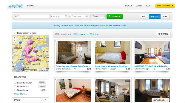 Judge rules Airbnb illegal in New York City
