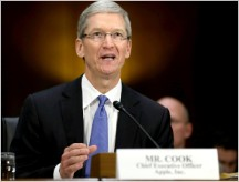 Apple grilled about tax havens - May. 21, 2013