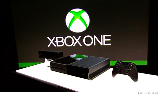 Meet the new Microsoft Xbox