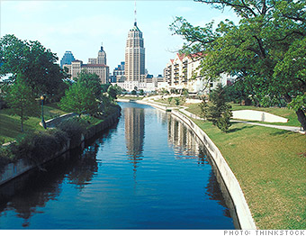 ten fastest growing cities san antonio