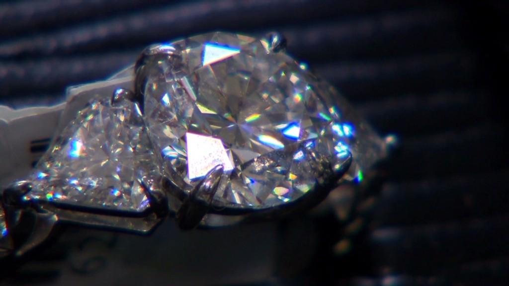Diamonds are forever: Zale soars