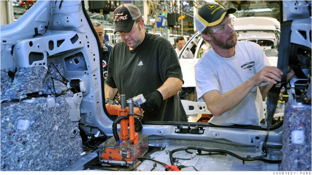 Auto plants skipping summer shutdowns