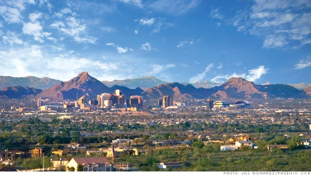 10 big, booming cities