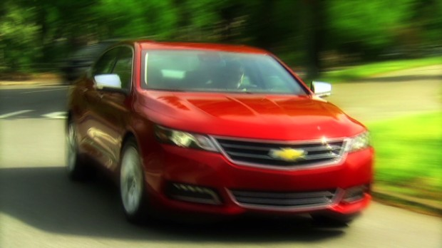 Chevy Impala: Seriously, 'It rocks'