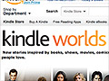 Fan fiction writers to sell stories on Amazon
