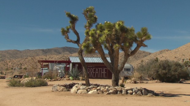 Where Hollywood's cowboys unwound