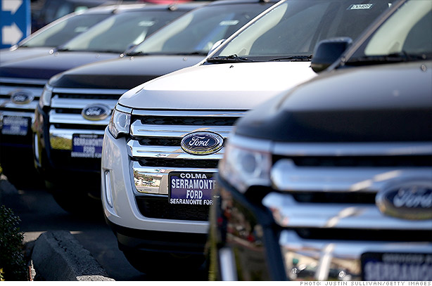 Ford stock revs up the buzz investment and stock for Ford motor company dealerships