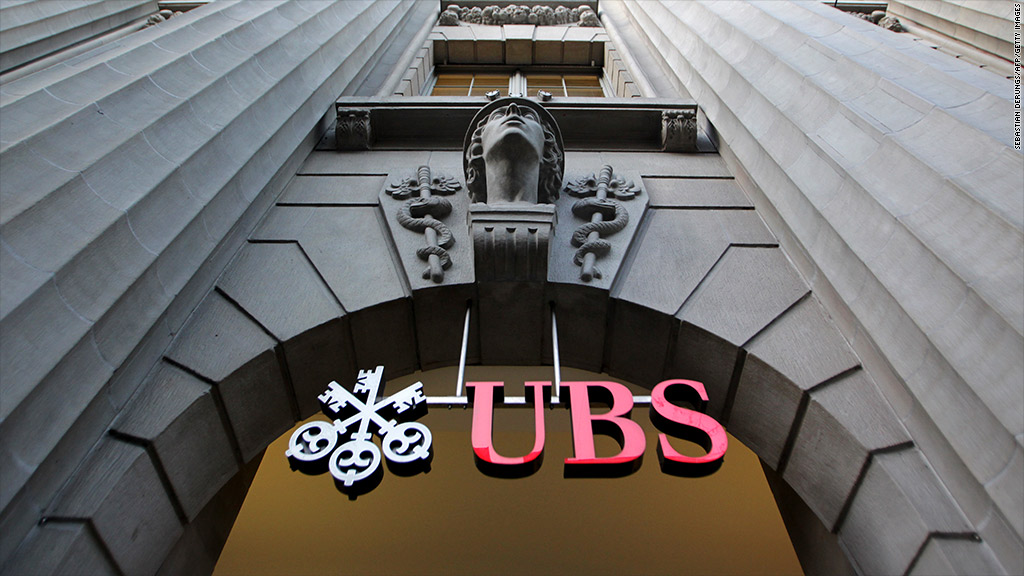 swiss bank secrecy ubs