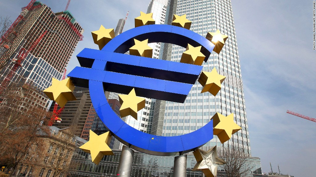 ecb oecd economy