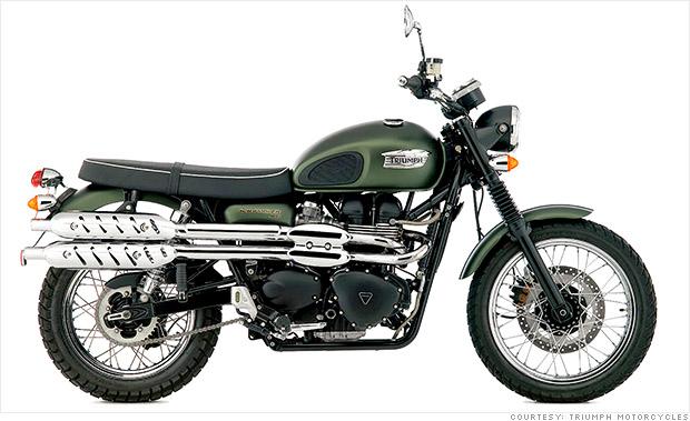 retro motorcycles triumph scrambler trendy thing motorcycle roar predictions ie motorbikes davidson harley present into bikes base money