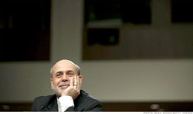 Los 10 divertidos consejos de Bernanke a los estudiantes de Princeton