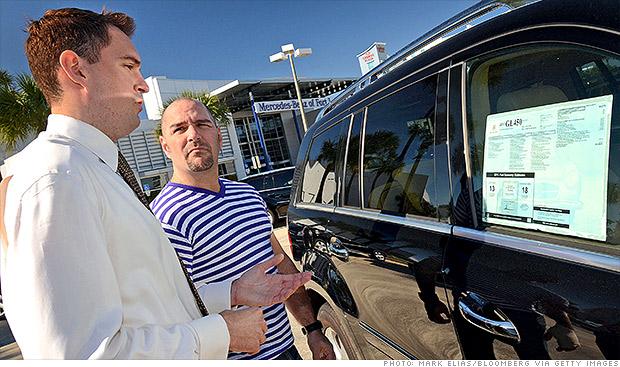 car sales 060313
