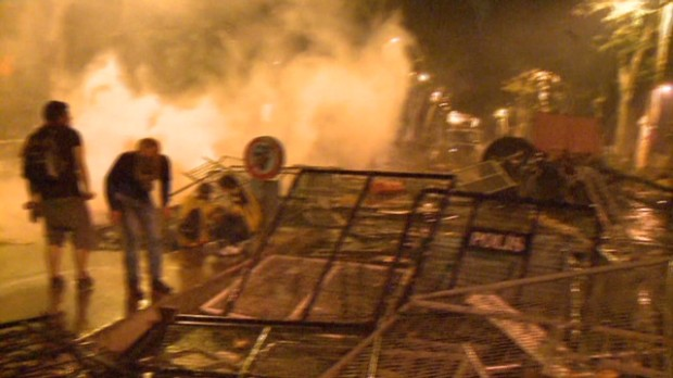 Turkish riots put economy in question