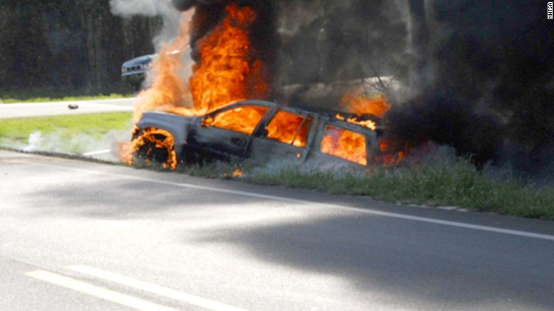 jeep cherokee fire