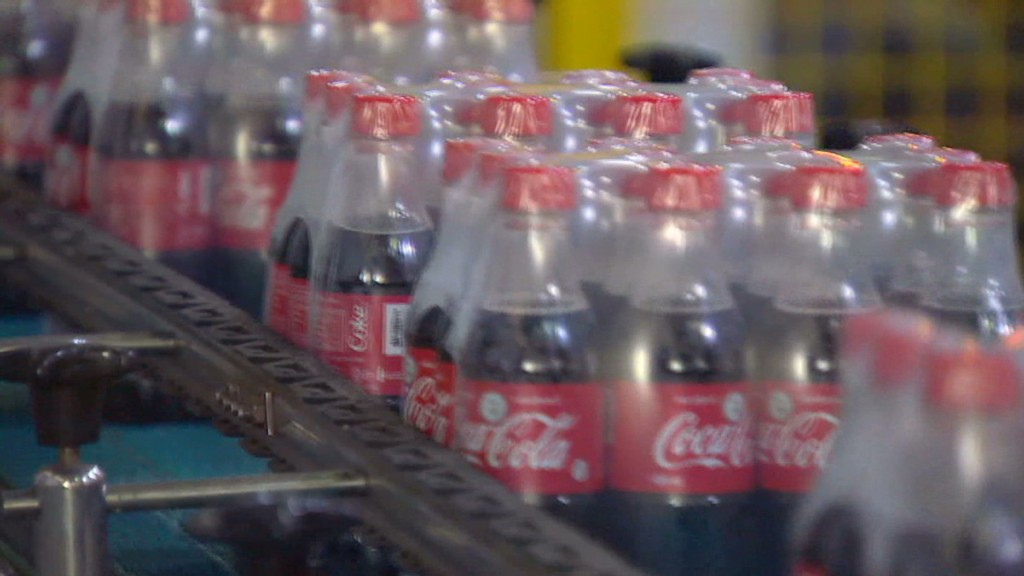 Coke finally flows into Myanmar